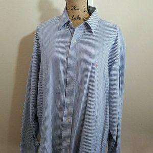 Ralph Lauren polo long sleeve dress shirt